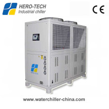 30kw -10c Industrial Qualified Low Temperature Air Cooled Scroll Chiller