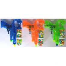 Water Pistol Toy Candy Toy with Candy (101010)