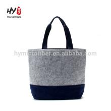 high quality shockproof felt bag