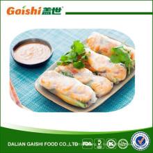 Китайская традиционная еда замороженные овощные летние роллы