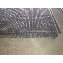 Wire Screen Mesh in Crusher Plant