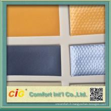 2015 High Quality 100% Jiangsu Pu Leather