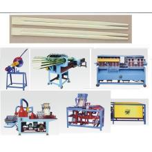 bamboo chopsticks machine, bamboo chopsticks producing line
