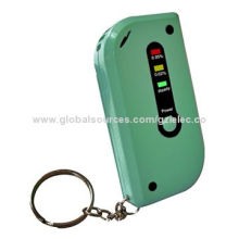 Alcohol Detector, Simple to Use, Low-voltage Indicator