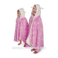 Soft bamboo kids towels
