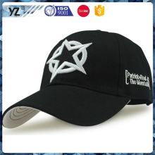 Hot promotion top quality racing cap baseball cap in many style