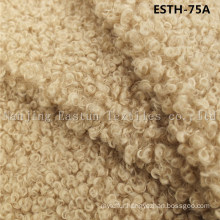 Faux Karakul (Caracul) Sheep Fur Esth-75A