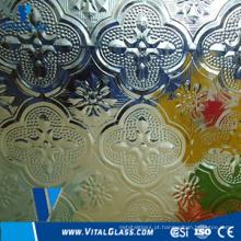 Vidro Padrão Flora Flora com CE & ISO9001