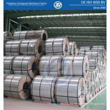 Bobina de acero PPGI de 1200 mm de ancho