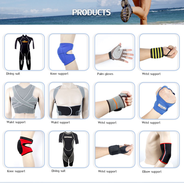 related products of knee brace