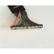 Signal transmission cable ribbon for engraving machine