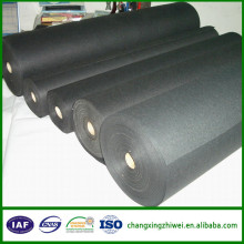 White black non woven interlining of thermal clothes hem cloth