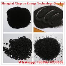 Антрацит уголь на основе гранулированного активированного угля для загрязненной реки
