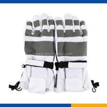 Электрические ветрозащитные перчатки с подогревом