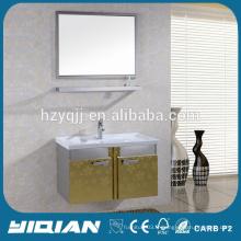 SS Vanity Hot Sale Meuble de toilette en acier inoxydable pour toilette Populaire Mirrored SS Toilet Vanity