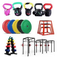 Garage Gym Fitness Bodybuilding Equipment Gym