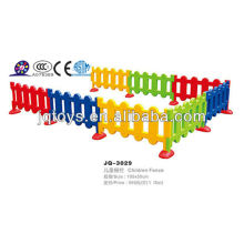 JQ3029 Hotsale preschool outdoor cheap plastic fence pool