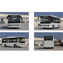 Электрический городской автобус длиной 6 м dongfeng