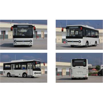 dongfeng ônibus urbano elétrico de 6 m de comprimento
