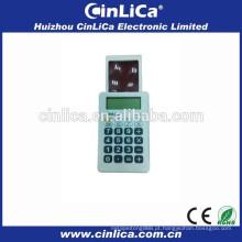Papelaria definir bolso magnifying super fino calculadora componentes CA-88