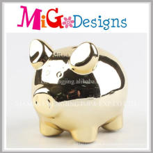 Factory Direct Elegant Craft Gifts Ceramic Money Banks