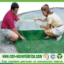Tela no tejida para la agricultura Weed Control