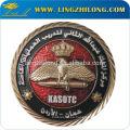Monedas del desafío militar personalizado