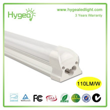 OEM shenzhen led lighting 2015 luminaires t5 conduit rétrofit tube 9w 20w 24w T8 T5 lumières à tube LED