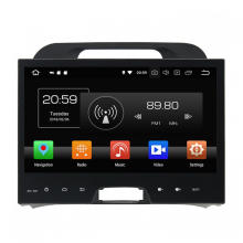 Android autodvd voor Sportage2010-2012