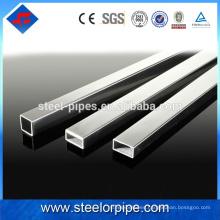 China venta en línea de tubo de acero inoxidable pulgadas