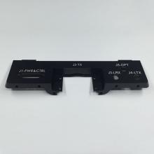Laser Engraving Black Anodized Aluminum