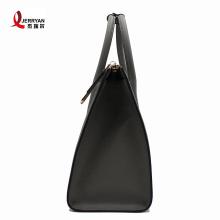 Black Pure Leather Designer Handbag for Women