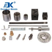 Servicio de mecanizado CNC de productos metálicos