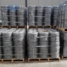 Máquina de alambre de púas del fabricante de China para la venta