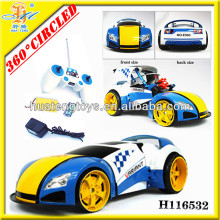 Hot!!! 2013 new style 8-Ch transfomer wholesale rc cars dancing car with 360 degree circled spin H116532