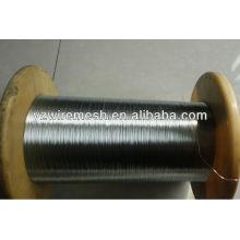 0.28mm chatarra de alambre de acero para el mercado de Corea del Sur caliente sumergido alambre de hierro galvanizado