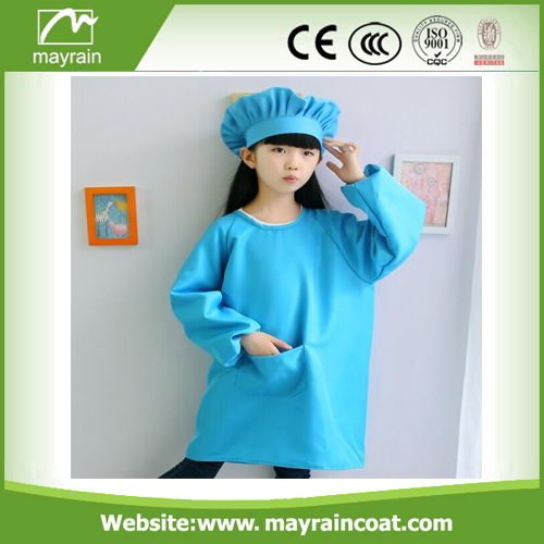 Breathable Kids Polyester Smocks