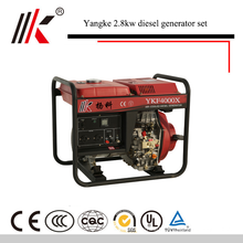 3KVA MINI JET ENGINE DIESEL GENERATOR PRICE IN INDIA FROM CHINA BEST SUPPLIERS