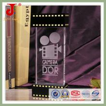 Grande troféu de cristal de prestígio (JD-CT-412)