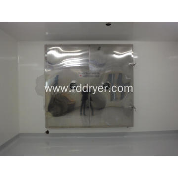 high capacity vacuum freeze dryer