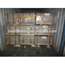 Hojas de aluminio de cierre 8011 para tapas de pp