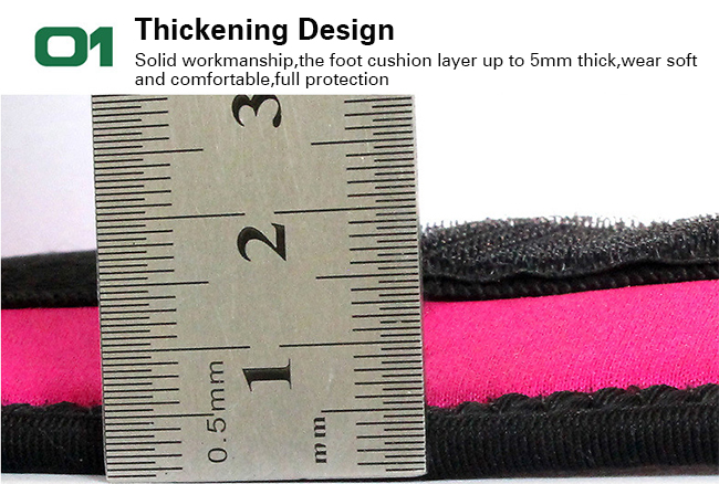 thickening design ankle wrap
