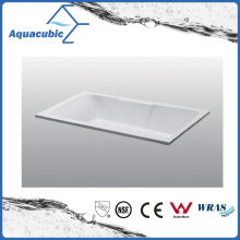 Design moderne en acrylique Drop in Bathtub (AB021D)