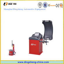 Machine de équilibrage de roue de voiture, équilibreur de roue de la Chine à vendre Ds-7100