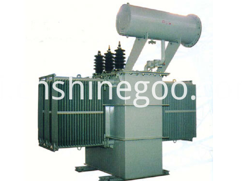 35kv oil immersed power transformer