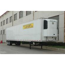 HOWO Refrigerated Semi Trailer Truck