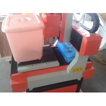 China Router profissional do CNC do fabricante para de aço inoxidável de alumínio