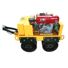 hand operated 0.5 ton mini road roller compactor