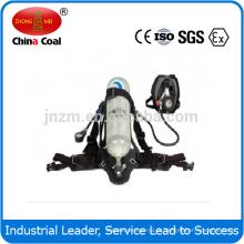 6.8L de aparelhos respiratórios respiradores de ar