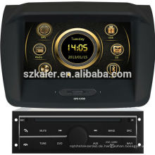 2014 neues Design Auto Navigationssystem für Mitsubishi L200 (niedrig) mit GPS / Bluetooth / Radio / SWC / Virtual 6CD / 3G / ATV / iPod